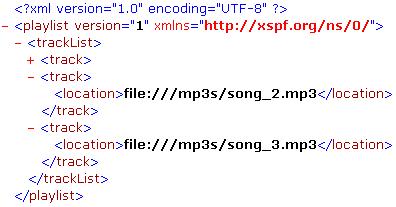 Beispiel XML